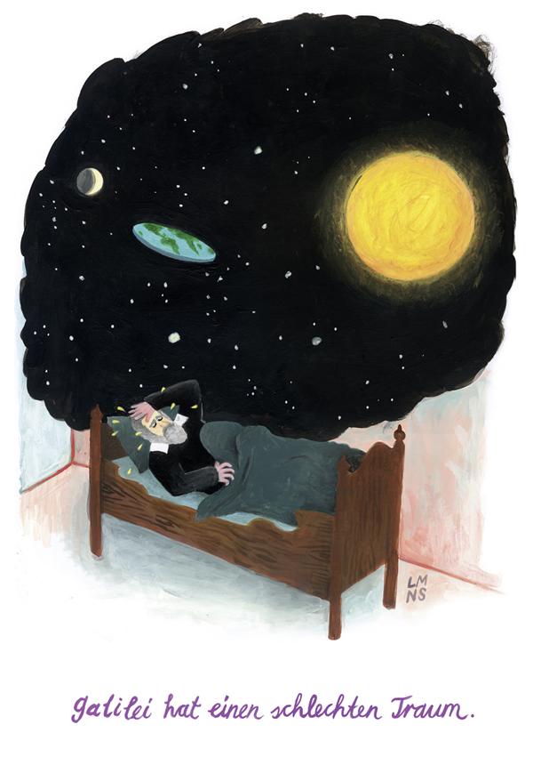 Astronomische Ängste