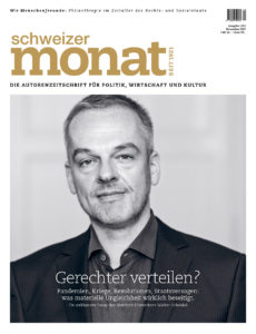 "<a href=""https://schweizermonat.ch/issue/ausgabe-1051-november-2017/"" class="""">Ausgabe 1051 - November 2017</a>"