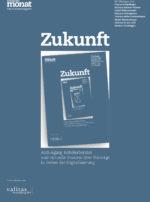 Cover der Ausgabe: Zukunft