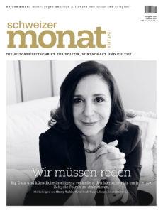 """<a href=""""https://schweizermonat.ch/issue/ausgabe-1050-oktober-2017/"""" class="""""""">Ausgabe 1050 - Oktober 2017</a>"""