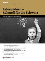 Reformideen - Rohstoff für die Schweiz
