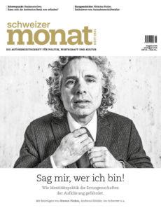 "<a href=""https://schweizermonat.ch/issue/ausgabe-1058-juli-2018/"" class="""">Ausgabe 1058 - Juli 2018</a>"
