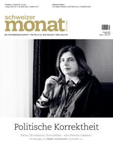 """<a href=""""https://schweizermonat.ch/issue/ausgabe-1055-april-2018/"""" class="""""""">Ausgabe 1055 - April 2018</a>"""