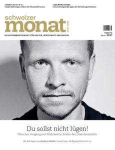 "<a href=""https://schweizermonat.ch/issue/ausgabe-1057-juni-2018/"" class="""">Ausgabe 1057 - Juni 2018</a>"
