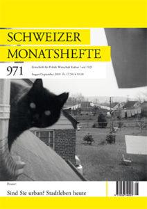 "<a href=""https://schweizermonat.ch/issue/ausgabe-971-august-2009/"" class="""">Ausgabe 971 - August 2009</a>"