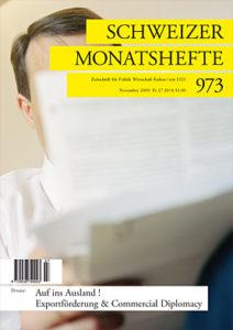 "<a href=""https://schweizermonat.ch/issue/ausgabe-973-november-2009/"" class="""">Ausgabe 973 - November 2009</a>"