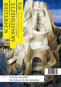 """<a href=""""https://schweizermonat.ch/issue/ausgabe-974-dezember-2009/"""" class="""""""">Ausgabe 974 - Dezember 2009</a>"""