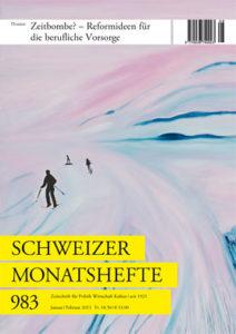 """<a href=""""https://schweizermonat.ch/issue/ausgabe-983-januar-2011/"""" class="""""""">Ausgabe 983 - Januar 2011</a>"""