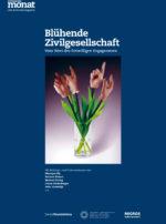 Cover der Ausgabe: Blühende Zivilgesellschaft