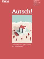 Cover der Ausgabe: Autsch!