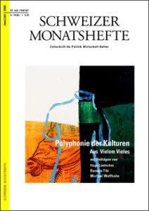 "<a href=""https://schweizermonat.ch/issue/ausgabe-926-juni-2003/"" class="""">Ausgabe 926 - Juni 2003</a>"