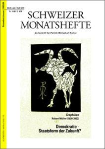 """<a href=""""https://schweizermonat.ch/issue/ausgabe-930-dezember-2003/"""" class="""""""">Ausgabe 930 - Dezember 2003</a>"""