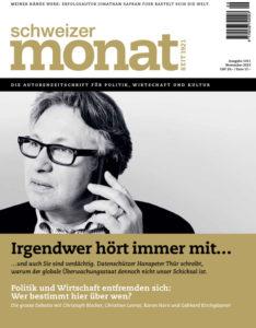 "<a href=""https://schweizermonat.ch/issue/ausgabe-1011-november-2013/"" class="""">Ausgabe 1011 - November 2013</a>"