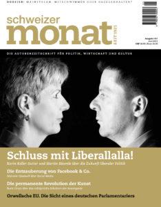 "<a href=""https://schweizermonat.ch/issue/ausgabe-987-juni-2011/"" class="""">Ausgabe 987 - Juni 2011</a>"