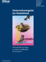 Cover der Ausgabe: Unternehmergeist im Sozialstaat
