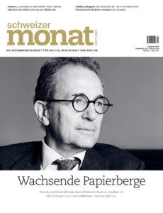 """<a href=""""https://schweizermonat.ch/issue/ausgabe-1052-dezember-2017/"""" class="""""""">Ausgabe 1052 - Dezember 2017</a>"""