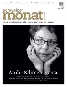 "<a href=""https://schweizermonat.ch/issue/ausgabe-1037-juni-2016/"" class="""">Ausgabe 1037 - Juni 2016</a>"