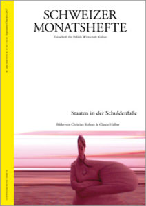 """<a href=""""https://schweizermonat.ch/issue/ausgabe-956-oktober-2007/"""" class="""""""">Ausgabe 956 - Oktober 2007</a>"""