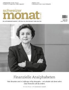 """<a href=""""https://schweizermonat.ch/issue/ausgabe-1060-oktober-2018/"""" class="""""""">Ausgabe 1060 - Oktober 2018</a>"""
