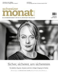 "<a href=""https://schweizermonat.ch/issue/ausgabe-1061-november-2018/"" class="""">Ausgabe 1061 - November 2018</a>"