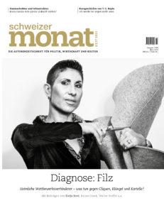 "<a href=""https://schweizermonat.ch/issue/ausgabe-1064-maerz-2019/"" class="""">Ausgabe 1064 - März 2019</a>"