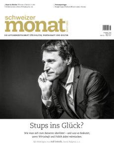 """<a href=""""https://schweizermonat.ch/issue/1065-april-2019/"""" class="""""""">Ausgabe 1065 - April 2019</a>"""