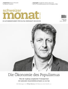 "<a href=""https://schweizermonat.ch/issue/1066-mai-2019/"" class="""">Ausgabe 1066 - Mai 2019</a>"