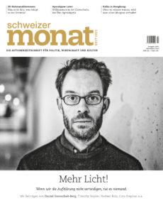 "<a href=""https://schweizermonat.ch/issue/ausgabe-1071-november-2019/"" class="""">Ausgabe 1071 – November 2019</a>"