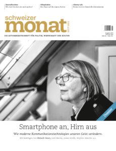 "<a href=""https://schweizermonat.ch/issue/ausgabe-1073-februar-2020/"" class="""">Ausgabe 1073 - Februar 2020</a>"