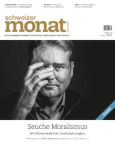 "<a href=""https://schweizermonat.ch/issue/ausgabe-1077-juni-2020/"" class="""">Ausgabe 1077 – Juni 2020</a>"