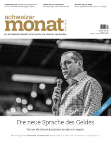 "<a href=""https://schweizermonat.ch/issue/ausgabe-1081-november-2020/"" class="""">Ausgabe 1081 – November 2020</a>"