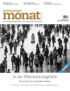 """<a href=""""https://schweizermonat.ch/issue/ausgabe-1082-dezember-2020/"""" class="""""""">Ausgabe 1082 – Dezember 2020</a>"""
