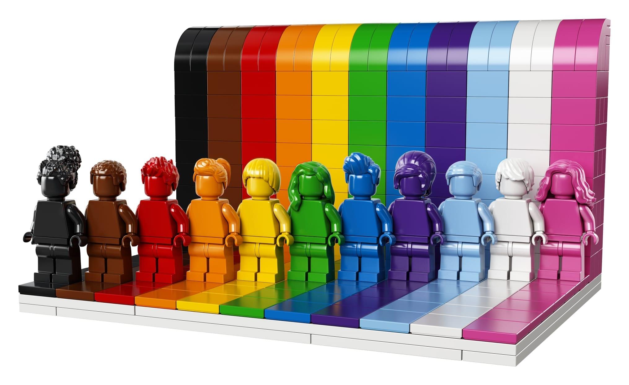 Drag Queen & Co. von Lego
